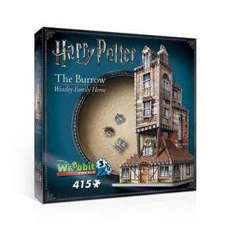 Harry Potter Harry Potter | Fuchsbau 3D Puzzle