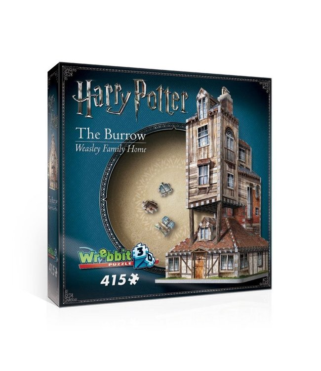 Harry Potter Harry Potter | Fuchsbau 3D Puzzle