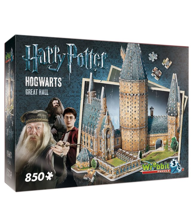 Harry Potter Harry Potter | Die große Halle 3D Puzzle