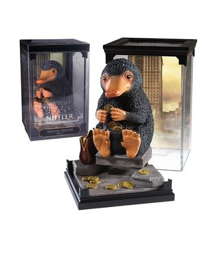 The Noble Collection Fantastic Beasts | Niffler Magical Creatures Statue