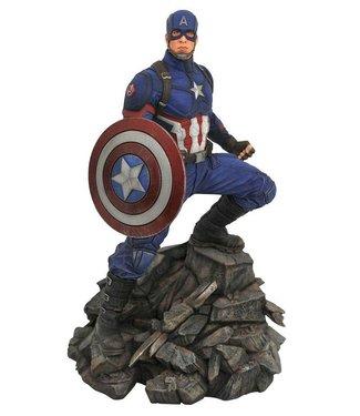 Marvel Avengers Endgame | Captain America Premier Statue