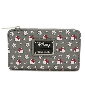 Loungefly Loungefly Disney | Minnie Mouse (Flower) Geldbeutel