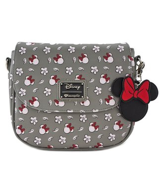 Loungefly Loungefly Disney | Minnie Mouse (Flower) Crossbody Bag