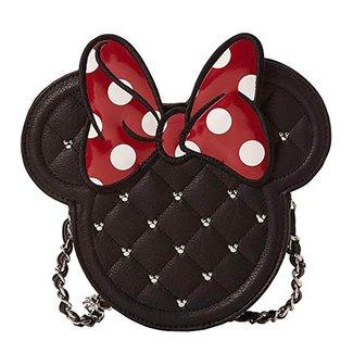 Loungefly Loungefly Disney | Minnie Mouse (Nieten) Crossbody Bag