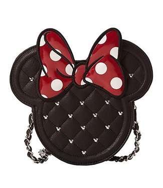 Loungefly Loungefly Disney | Minnie Mouse (Nieten) Crossbody Bag