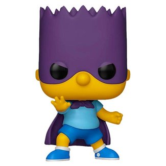 Funko The Simpsons | Bartman Funko Pop Vinyl Figur
