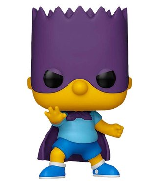 Funko The Simpsons | Bartman Funko Pop Vinyl Figur