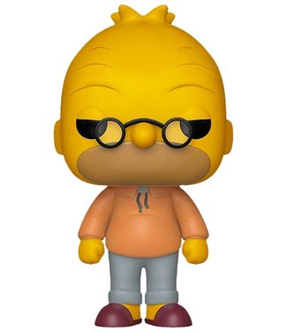 Funko The Simpsons | Grampa Abe Funko Pop Vinyl Figur