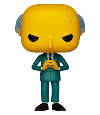 Funko The Simpsons | Mr. Burns Funko Pop Vinyl Figur
