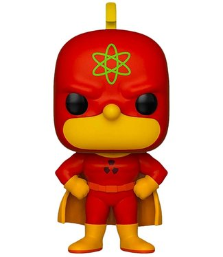 Funko The Simpsons | Radioactive Man Funko Pop Vinyl Figur