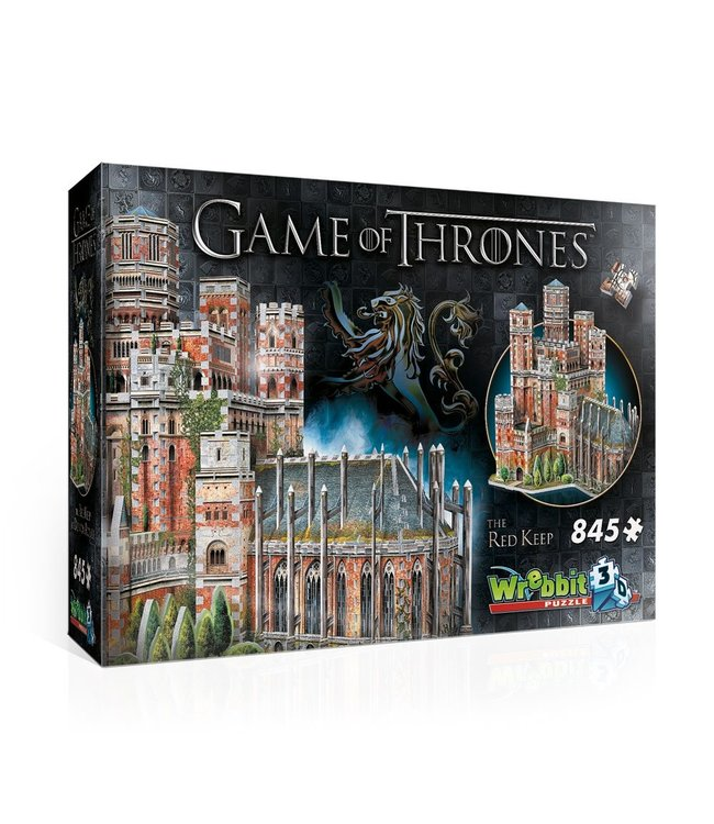 Game of Thrones Game of Thrones | The Red Keep 3D Puzzle