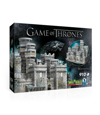 Game of Thrones Game of Thrones | Winterfell 3D Puzzle