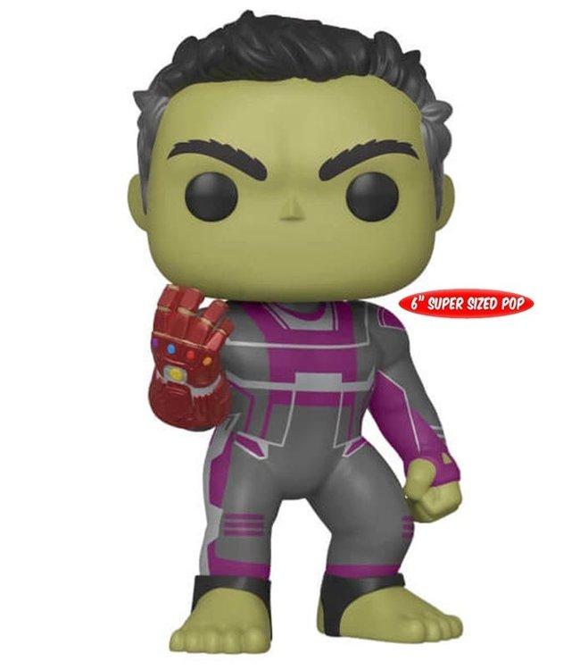 Funko Avengers Endgame | Hulk (6'') Funko Pop Vinyl Figur