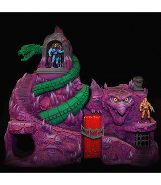 Super7 Masters of the Universe | Snake Mountain Playset