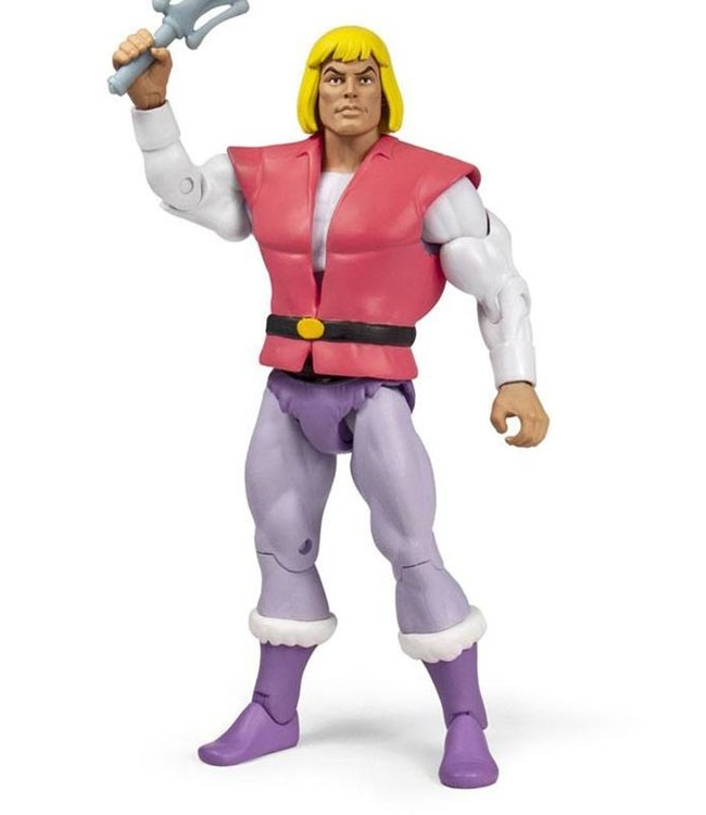 Super7 Masters of the Universe   Prince Adam Classics Actionfigur