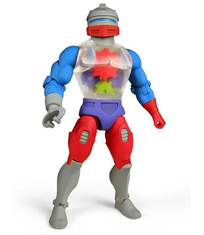 Super7 Masters of the Universe | Roboto Classics Actionfigur