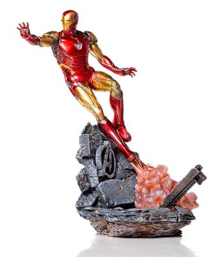 Iron Studios Avengers Endgame | Iron Man (Mark 75) Statue