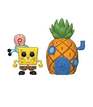 Funko POP Town | Spongebob (Pineapple) Funko Pop Vinyl Figur