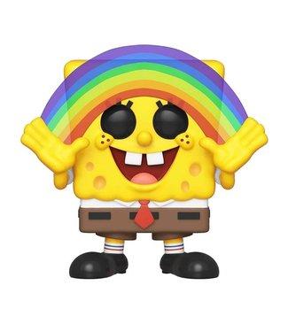 Funko Spongebob | Spongebob (Rainbow) Funko Pop Vinyl Figur
