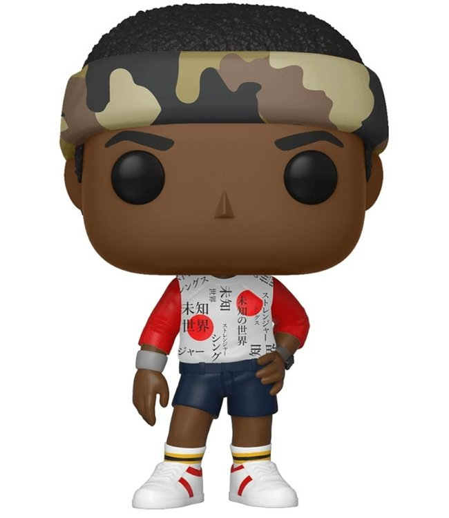 Funko Stranger Things | Lucas Funko Pop Vinyl Figur (S3)