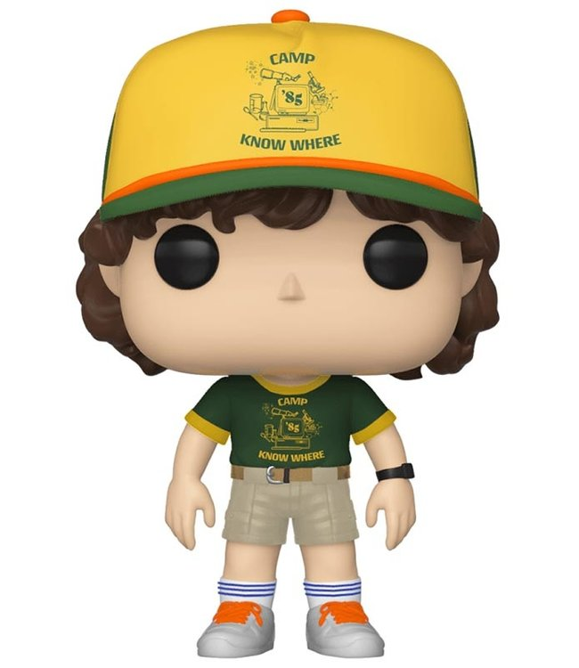 Funko Stranger Things | Dustin Funko Pop Vinyl Figur (S3)