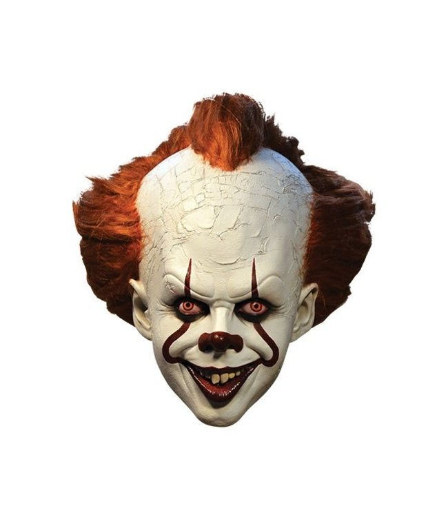 Trick Or Treat Studios IT | Pennywise Deluxe Maske
