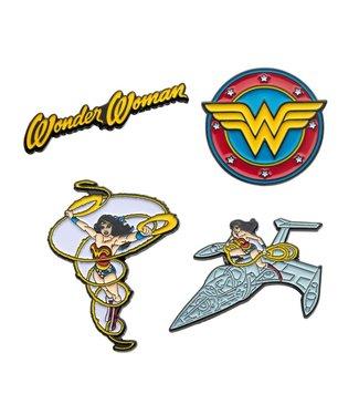 DC Comics DC Comics | Wonder Woman Ansteck-Pin 4er-Set