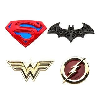 DC Comics DC Comics | Justice League Ansteck-Pin 4er-Set