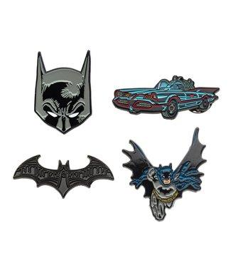 DC Comics DC Comics | Batman Ansteck-Pin 4er-Set