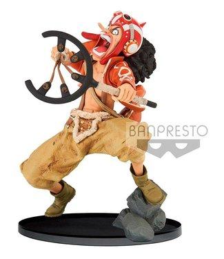 Banpresto Banpresto One Piece | Usopp (Schleuder) Figur