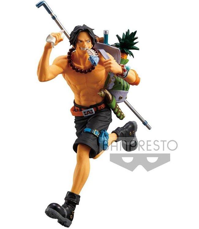 Banpresto Banpresto One Piece | Portgas D. Ace Figur
