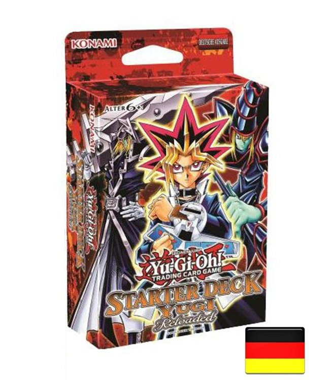 Yu-Gi-Oh Yu-Gi-Oh! | Yugi Reloaded Starter Deck