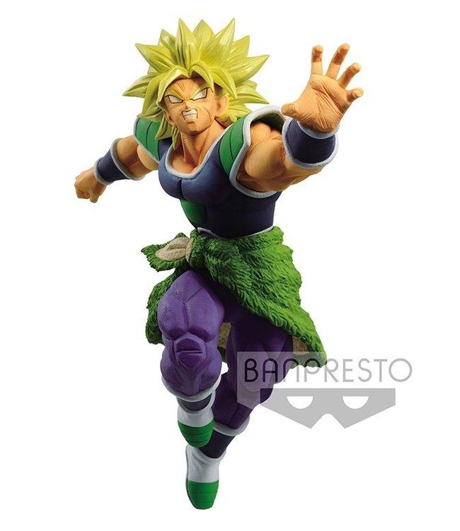 Banpresto Banpresto Dragonball | Super Saiyan Broly (Match Makers) Statue
