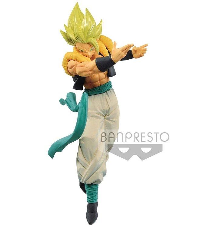 Banpresto Banpresto Dragonball | Super Saiyan Gogeta (Match Makers) Statue