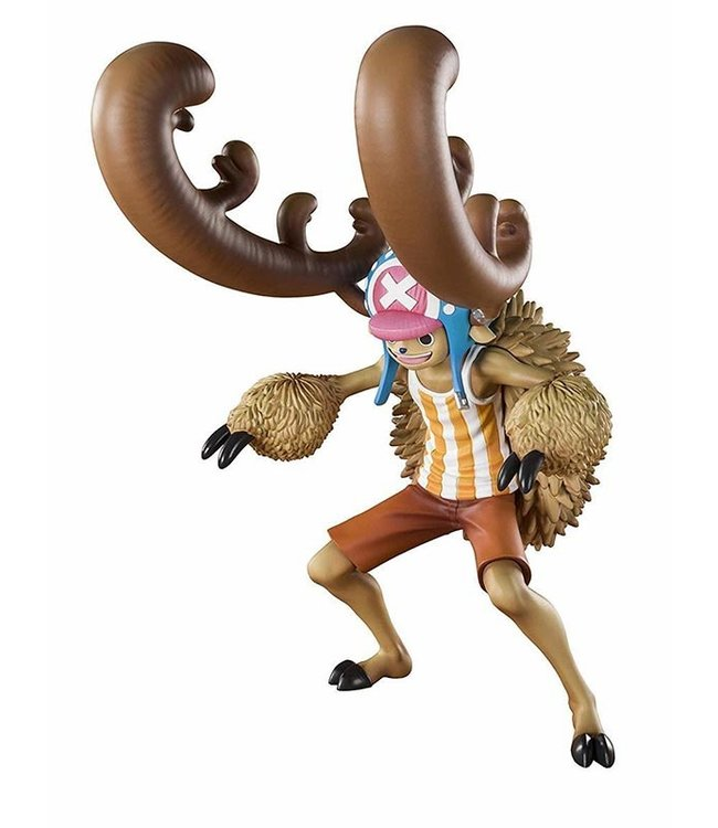 Tamashii Nations One Piece | Chopper (Horns) Statue