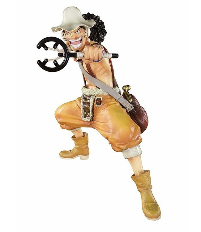 Tamashii Nations One Piece | Lysop Statue