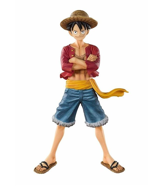 Tamashii Nations One Piece | Monkey D. Ruffy Statue