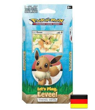 Pokémon Pokemon | Let's Play Evoli Themendeck