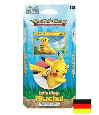 Pokémon Pokemon | Let's Play Pikachu Themendeck