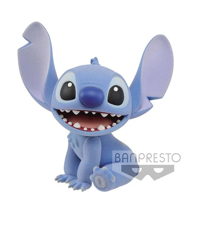 Banpresto Banpresto | Stitch Fluffy Puffy Figur