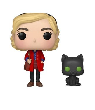 Funko Chilling Adventures of Sabrina | Sabrina and Salem Funko Pop Vinyl Figur
