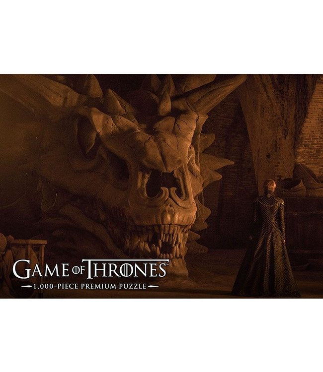 Game of Thrones Game of Thrones | Balerion Puzzle