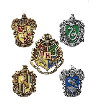 The Noble Collection Harry Potter | Hogwarts Ansteck-Pin Kollektion