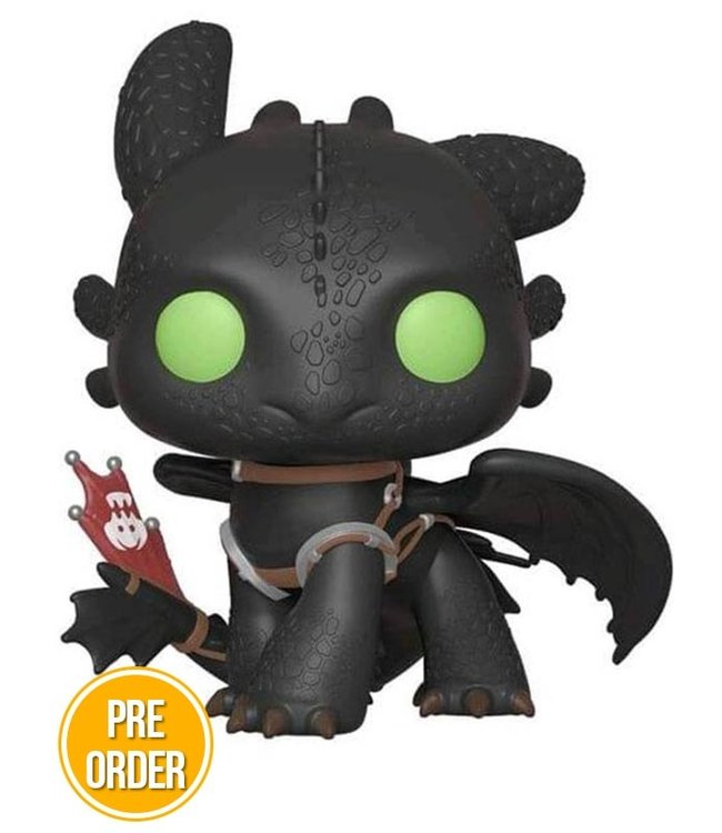 Funko Movies | Toothless Funko Pop Vinyl Figur