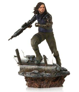 Iron Studios Avengers Endgame | Winter Soldier Statue