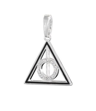 The Noble Collection Harry Potter | Deathly Hallows Lumos Charm Anhänger