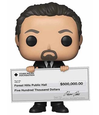 Funko Far From Home | Happy Hogan Funko Pop Vinyl Figur