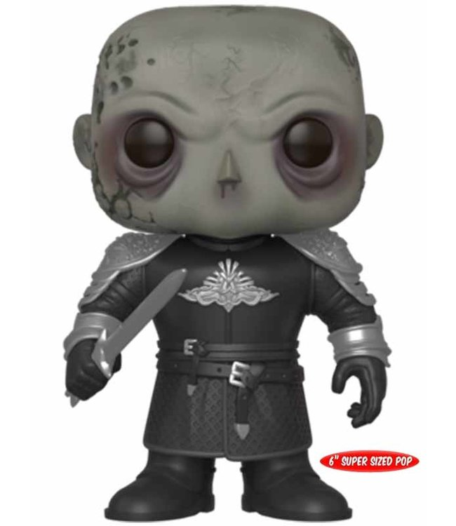 Funko Game of Thrones | The Mountain (6'') Funko Pop Vinyl Figur