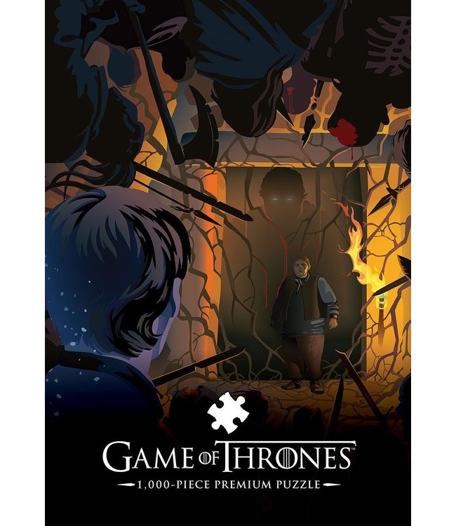 Game of Thrones Game of Thrones | Hold the Door Puzzle