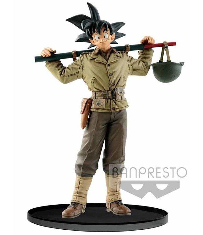 Banpresto Banpresto Dragonball | Son Goku (Military) Statue